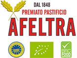 Premiato Pastificio Afeltra logo